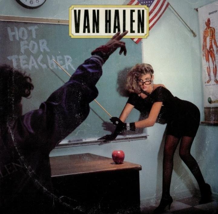Van Halen, Hot for Teacher