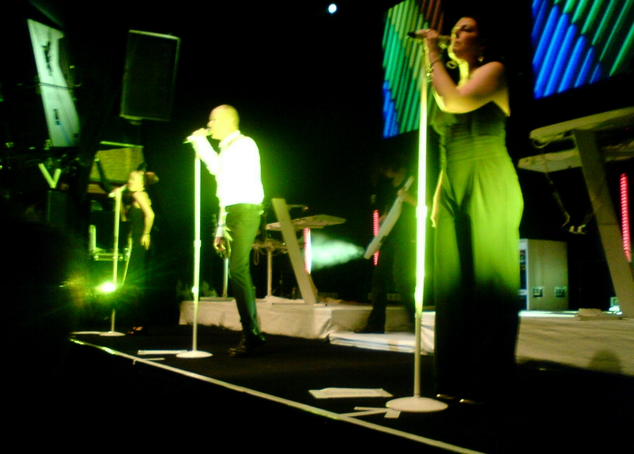 The Human League, Live 2007