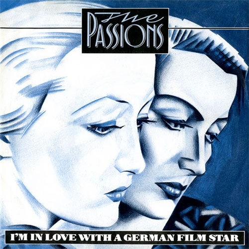 The Passions, I'm In Love With A German Filmstar