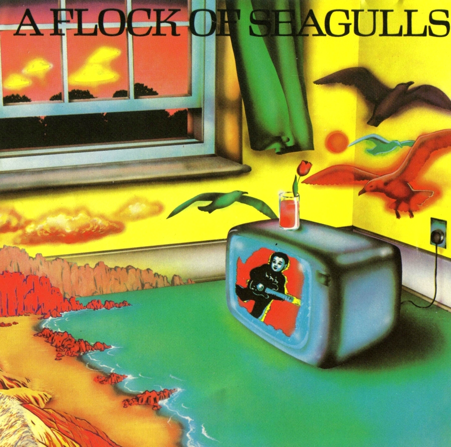 A Flock Of Seagulls, ST