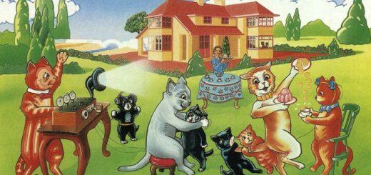 Blancmange, Happy Families