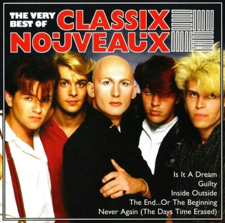 Classix Nouveaux, The Very Best Of