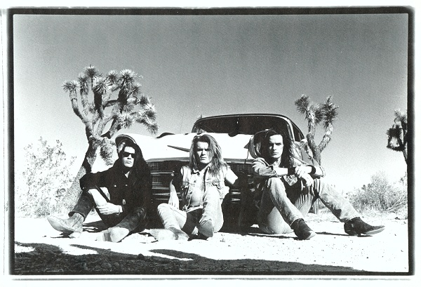 The Cult, 1989