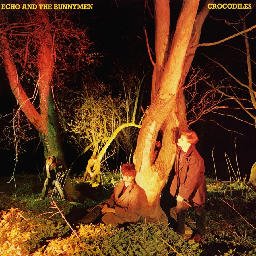Echo & The Bunnymen, Crocodiles