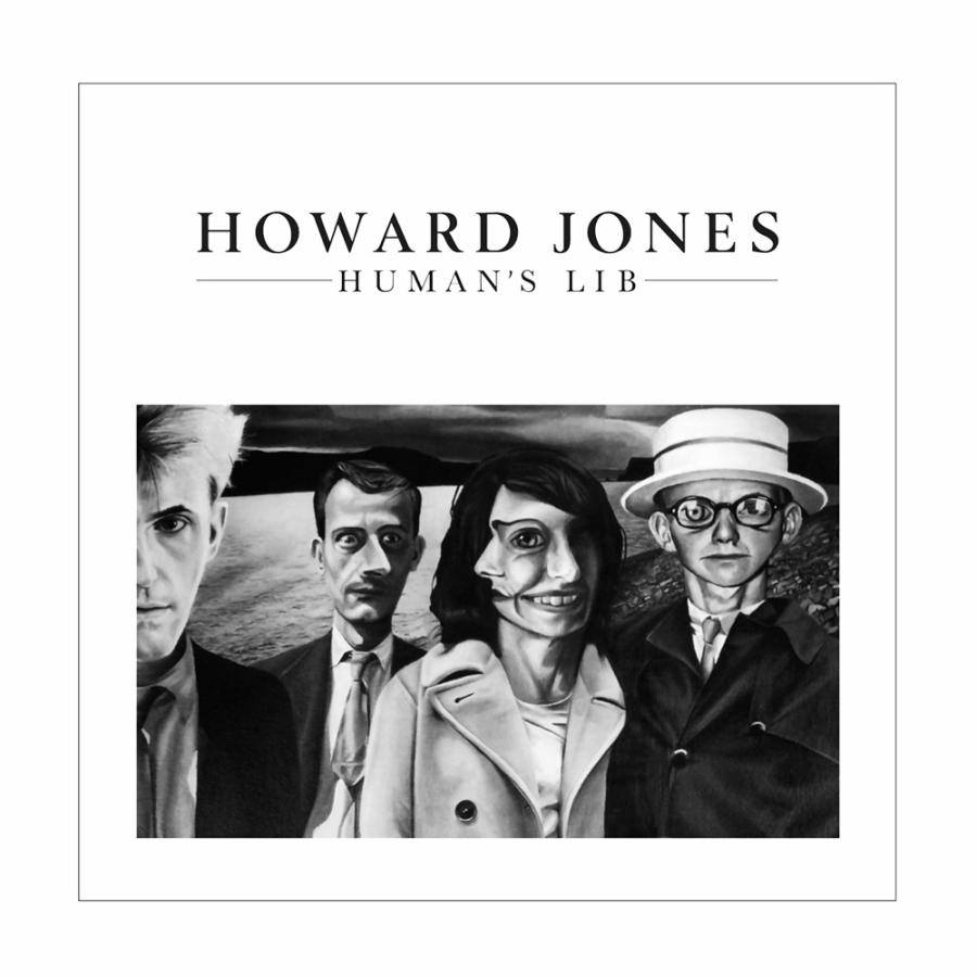 Howard Jones, Human's Lib