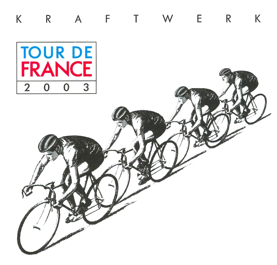 Kraftwerk, Tour De France 2003