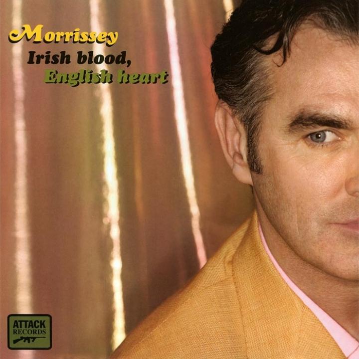 Morrissey, Irish Blood, English Heart