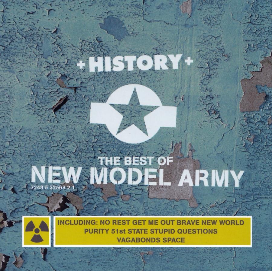 New Model Army, History