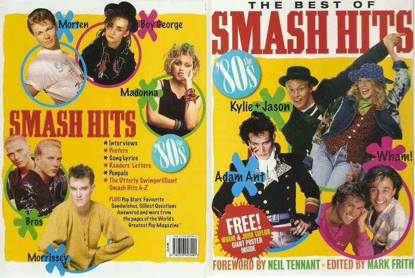 The Best Of Smash Hits - The 80s