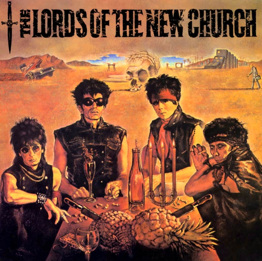 The Lords Of The New Church, ST