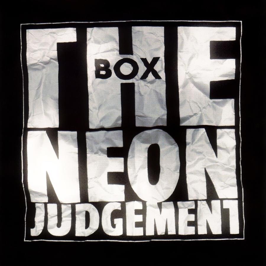 The Neon Judgement, Box