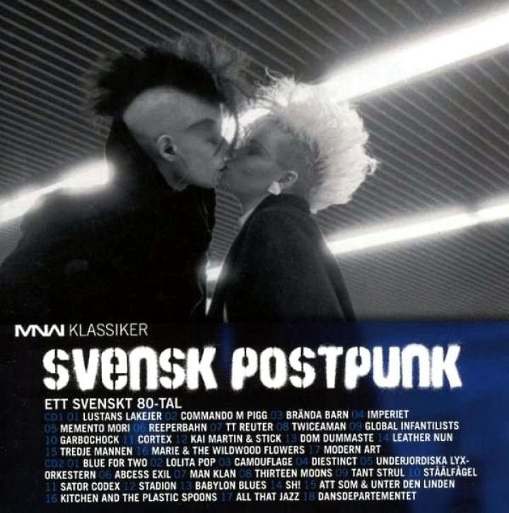 VA, Svensk postpunk