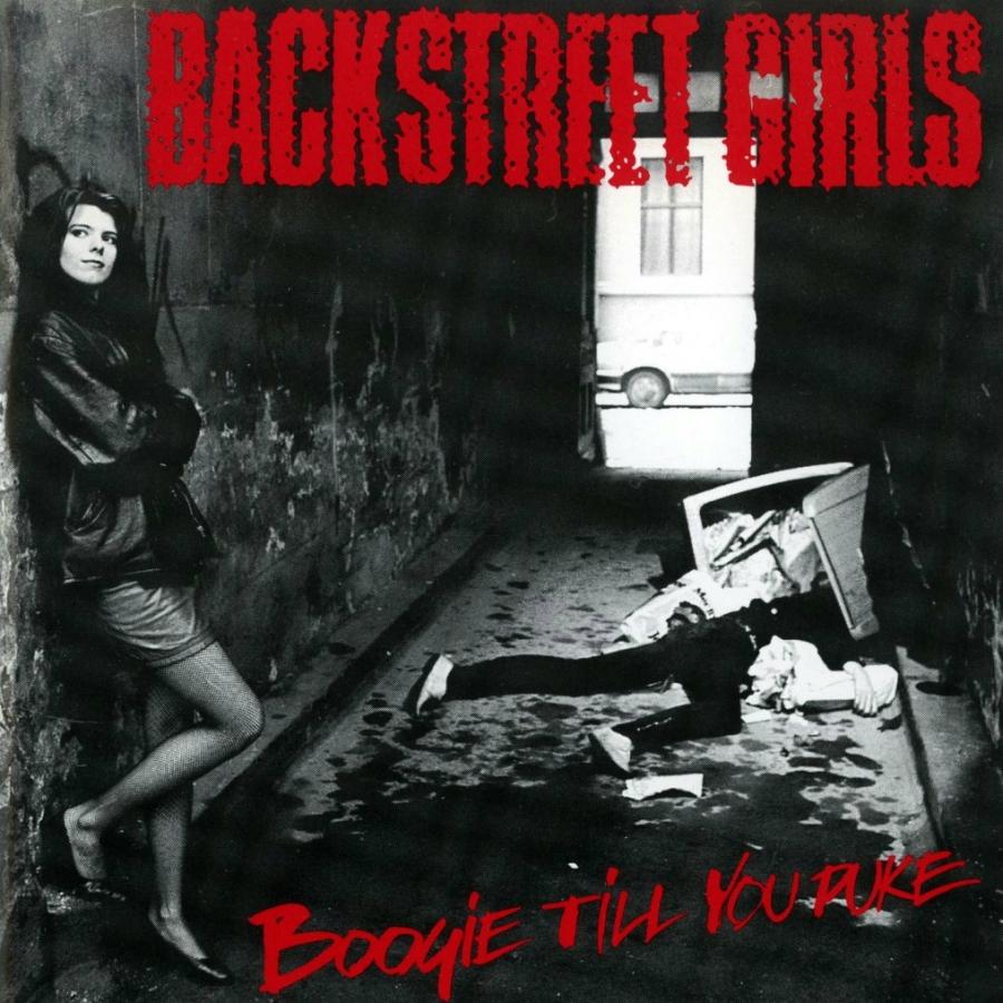 Backstreet Girls, Boogie Till You Puke