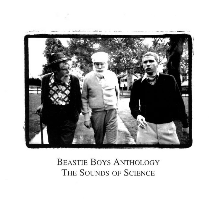 Beastie Boys, Anthology - The Sounds Of Science