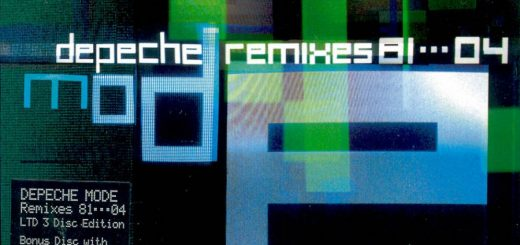 Depeche Mode, Remixes 81-04 Mute, 3cd 2004