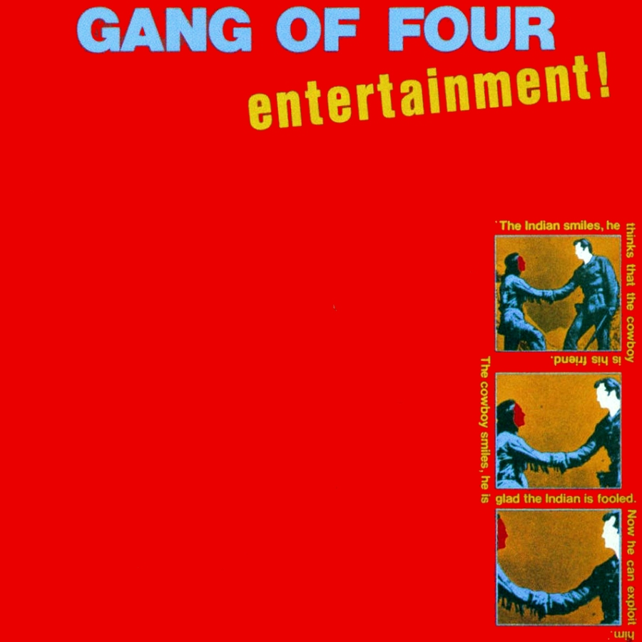 Gang Of Four, Entertainment!