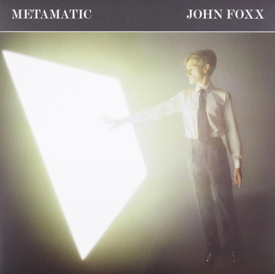 John Foxx, Metamatic