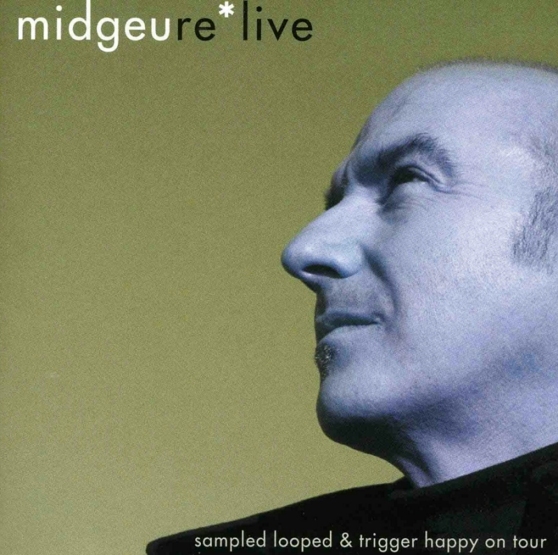 Midge Ure, Sampled, Looped & Trigger Happy On Tour