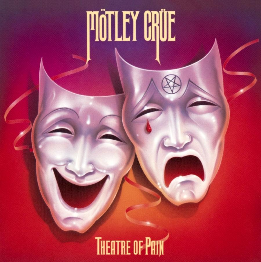 Mötley Crüe, Theatre Of Pain