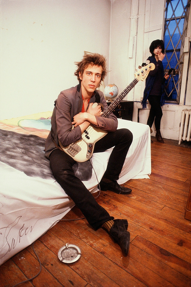 Richard Hell, 1982