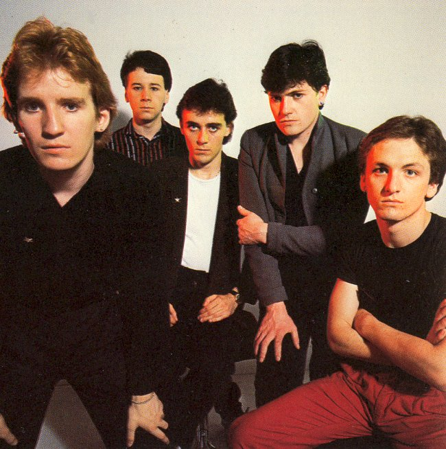 Simple Minds, 1979