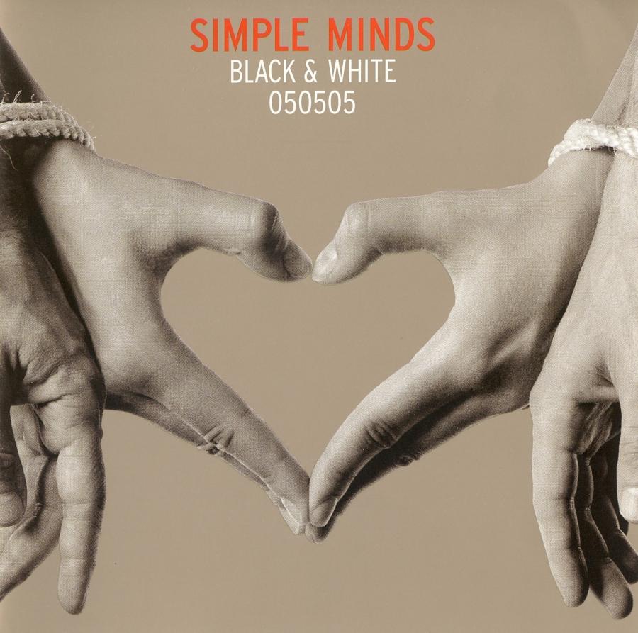 Simple Minds, Black & White 050505