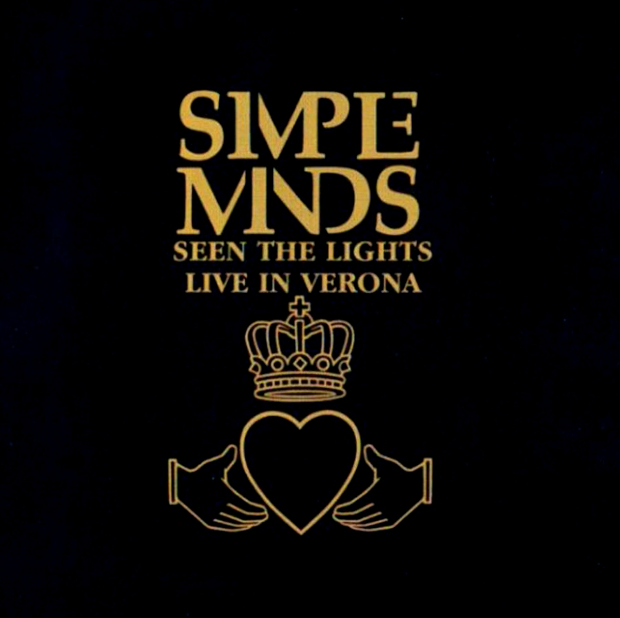 Simple Minds, Seen The Lights - A Visual History