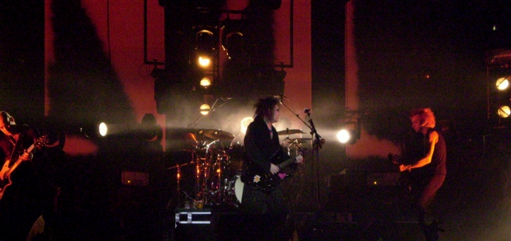 The Cure, 4 Play Tour