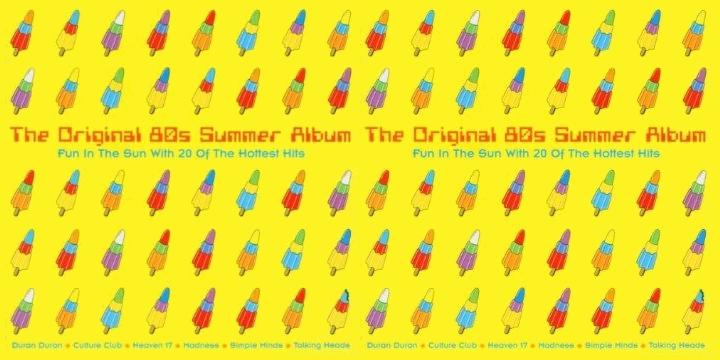 The Original 80s Summer Album