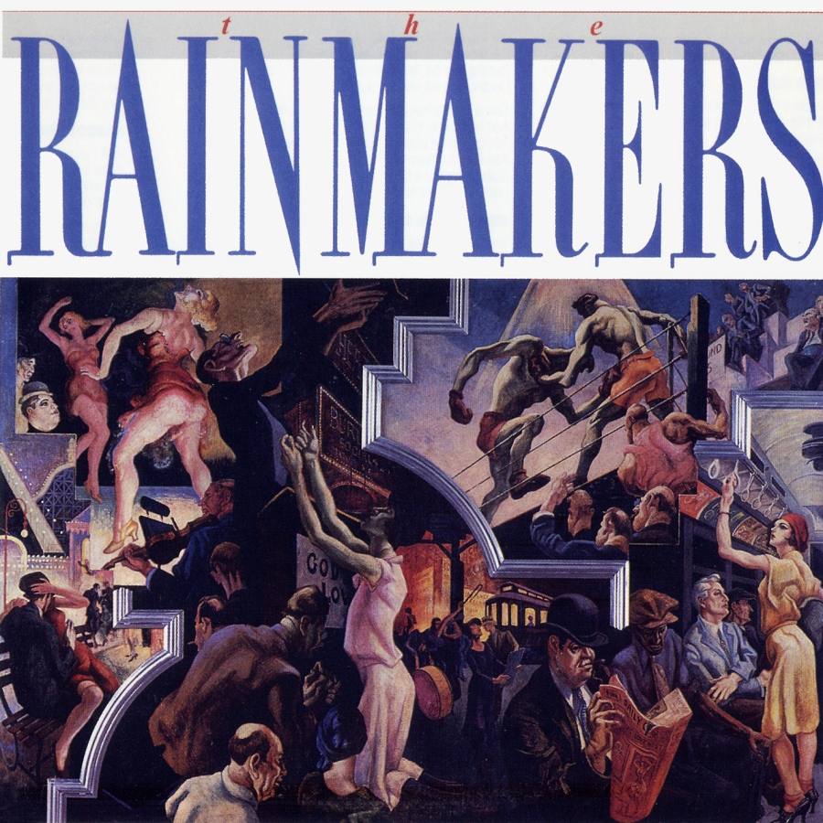 The Rainmakers, ST