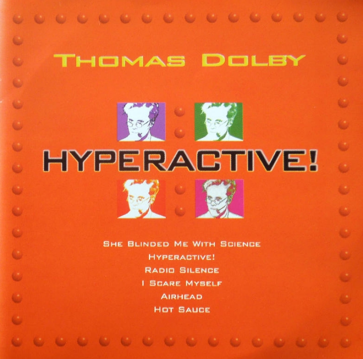 Thomas Dolby, Hyperactive!