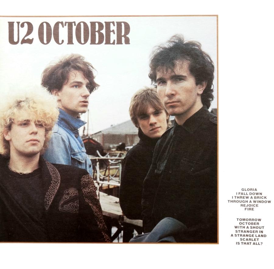 U2, October