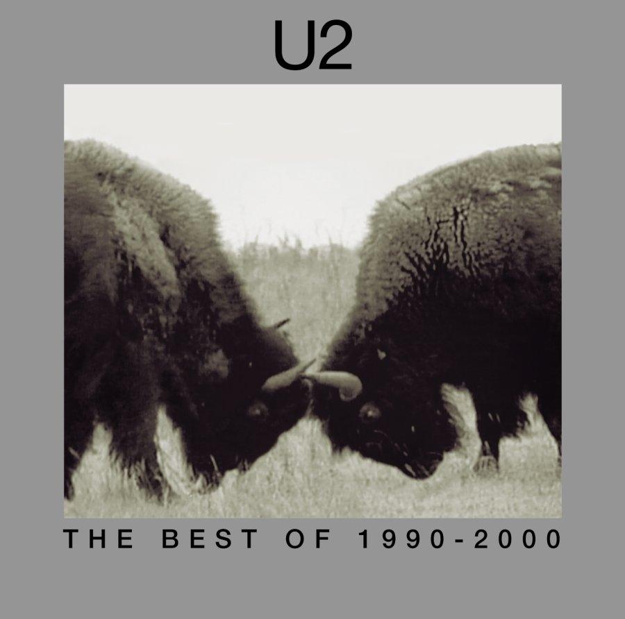 U2, The Best Of 1990-2000