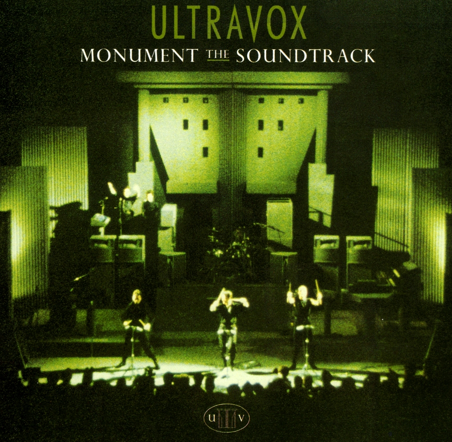 Ultravox, Monument - The Soundtrack