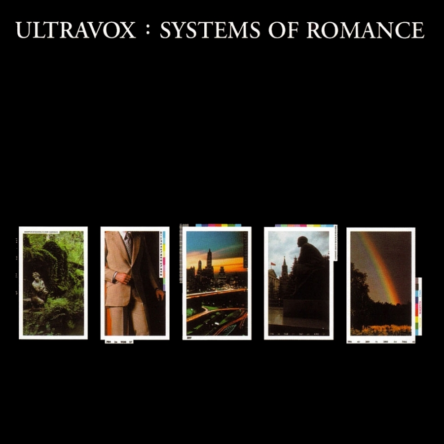 Ultravox, Systems Of Romance