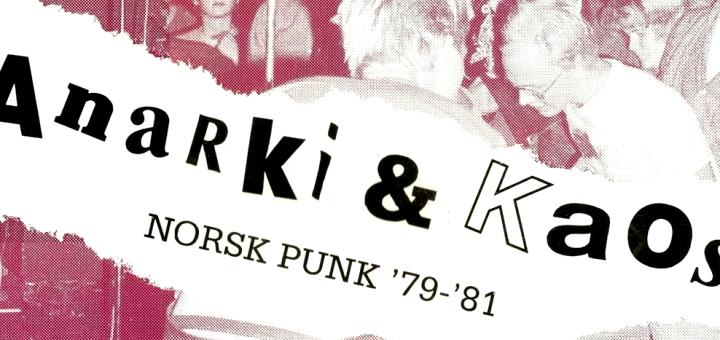Anarki og Kaos