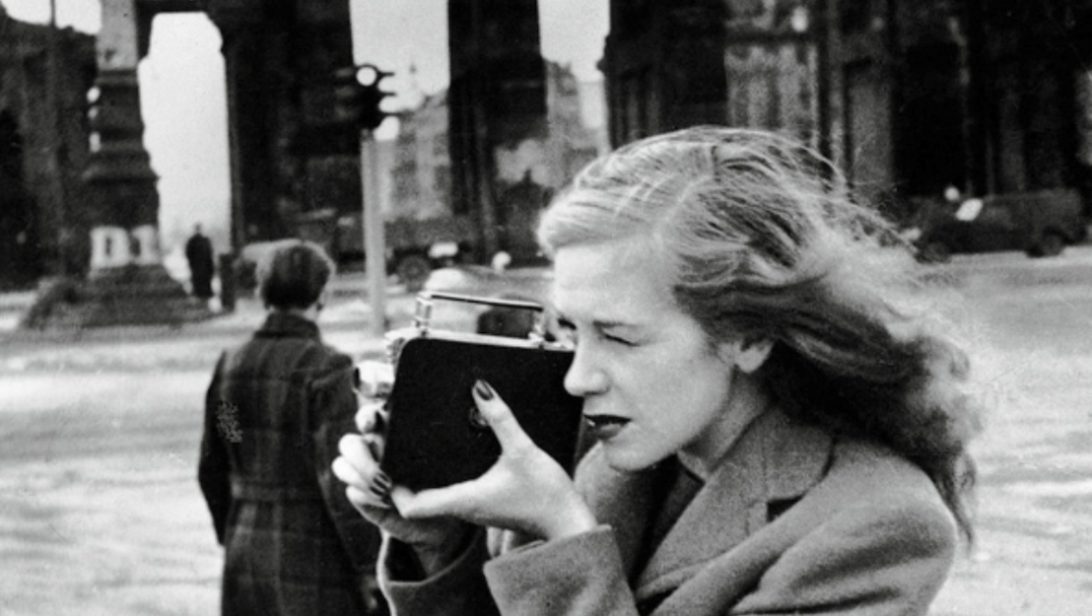 Hildegard Knef, 1947
