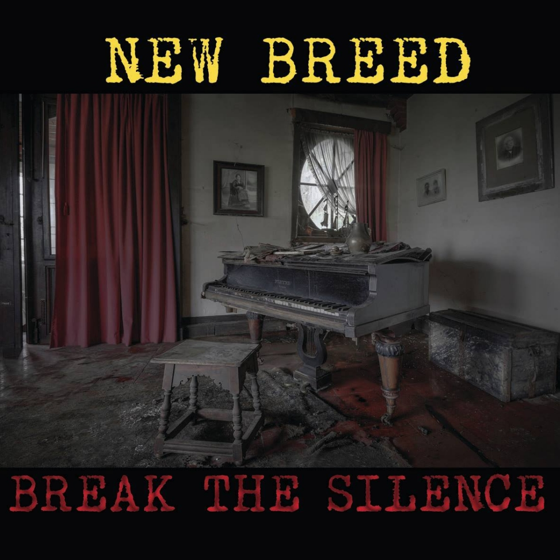 New Breed, Break The Silence