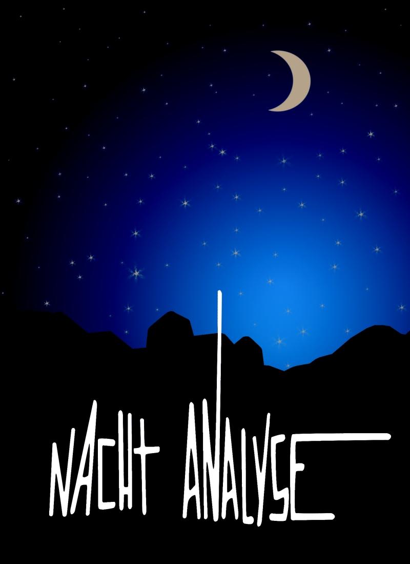 Nacht Analyse, Sternentaufe